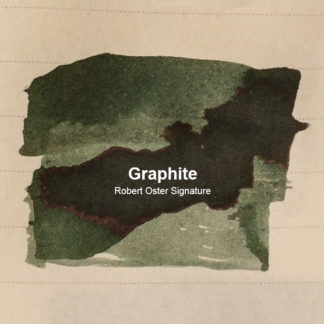 Robert Oster Signature Ink – Graphite
