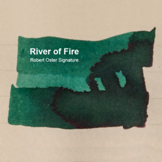 Robert Oster Signature Ink – River of Fire