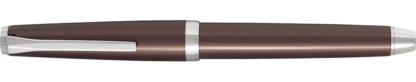 Pilot Metal Falcon Fountain Pen – Brown