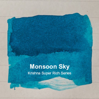 Krishna Inks Super Rich Series – Monsoon Sky
