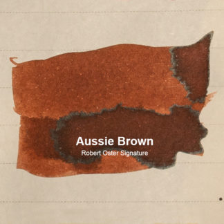 Robert Oster Signature Ink – Aussie Brown