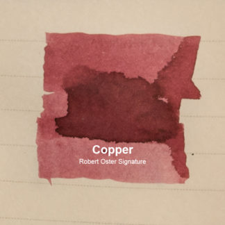 Robert Oster Signature Ink – Copper