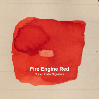 Robert Oster Signature Ink – Fire Engine Red