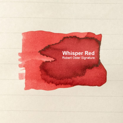 Robert Oster Signature Ink – Whisper Red