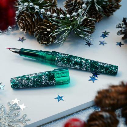Benu Hexagon 2019 New Year Fountain Pen (Limited Edition)